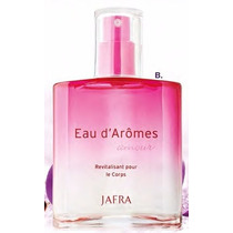 Perfume De Mujer Eua D Arômes Amour Jafra Perfumes Para Dama