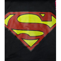 Franela Camisa Estampada Superheroes Superman