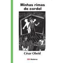 Revista Minhas Rimas De Cordel César Obeid