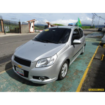 Chevrolet Aveo Hb Lt 2p - Automatico