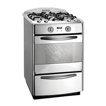 Cocina A Gas Domec Cxnnfrtsv 56 Cms - Multigas