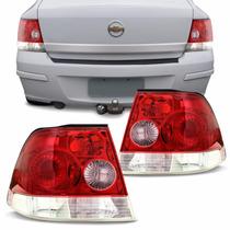 Lanterna Traseira Vectra Sedan 06 07 08 09 10 11 12 Bicolor.