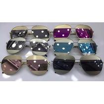 Óculos De Sol Modelo Split - Presente Acessório Da Moda