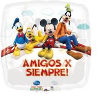Globos Metalizados Mickey, Elmo, Toy S. Aviones, De 9 Pulg.