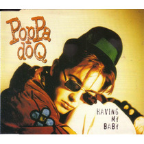 Poppa Doq Having My Baby Paul Anka Reggae Cd Pvl