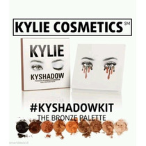 Paleta De Sombras Kylie Kyshadow 12 Tonos Envio Gratis