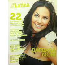 Barbara Mori Revista Vida Latina