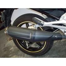 Envelopamento Fibra Carbono Para Painel 300x30cm Textura