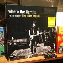John Mayer Where The Light Is Live L A 4 Vinilos