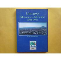 Francisco Miranda, Uruapan, Monografía Municipal (1500-1970)