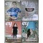Revista Ey Mar Del Plata Lote De 4 Revistas