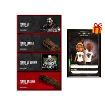 Jd Zombie + Gnasher + Lancer Skin Gears Of War 4 + Regalos