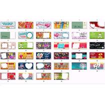 Plantillas Para Sublimar Tazas 450 Diseños+kit De Fuentes