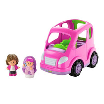 Carro Little People Fisher Price