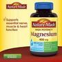 Magnesium 400mg Nature Made