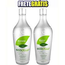 Selagem Térmica Ecoplus Plástica Dos Fios Kit 2x1000ml