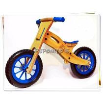 Bicicleta Sin Pedales - Madera - Gio - Camicleta De Inicio