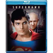Superman 2 Christopher Reeve Pelicula En Blu-ray