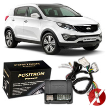 Pósitron Pronnect 440 Kia Sportage 2011 Acima P/n 012265000