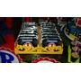 Marmita Festa Homem Aranha Aniversário Decoração Enfeite C10