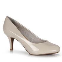 Sapato Scarpin Feminino Bottero - Marfim