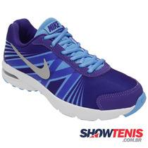 Tênis Air Futurun 2 W - Roxo E Azul Claro Nike
