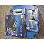 Playstation 3 Slim, 250gb, Move, 5 Controles, 6 Juegos