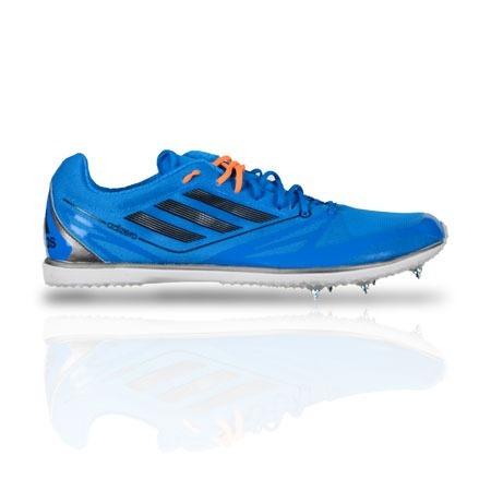 new products 69133 fada4 Zapatillas De Atletismo Con Clavos adidas Adizero - S 329,00 en Mercado  Libre