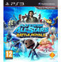 Playstation All Stars Battle Royale + Online Pass Ps3 Rasec