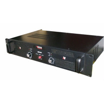 Potencia Novik Novo 2500 Amplificador 2500w Audio Dj