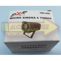 Micro Sirena De 6 Tonos Dxr185440