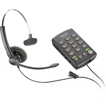 Diadema Con Teléfono Plantronics Practica T110