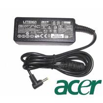 Cargador De Laptop Acer Original 1.58amp 60w 19v Nuevo