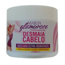 Maria Glamurosa Desmaia Cabelo Mascara De Hidratação 500gr