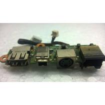 Placa Usb Rede Rj45 Positivo Mobile D35