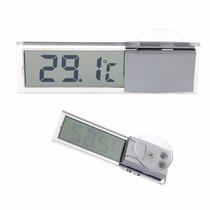 Termômetro Digital Painel Carro Taxi Portatil Temperatura
