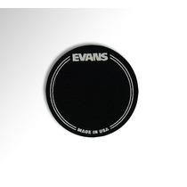 Adesivo Protetor Pele Bumbo Evans Drum Patch C/ 2 Un Pt