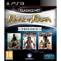 Principe De Persia Saga Arenas Del Tiempo 2, 3, Y 4 Para Ps3