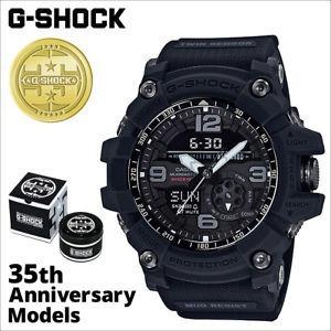 abba9f3410b Relógio Casio G Shock Gg 1035a-1adr 35 Anos Big Bang Preto - R ...