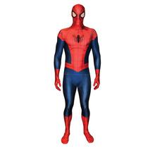 Spiderman Traje - Adultos Medio Morphsuit Marvel Comic