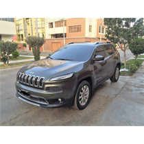 Jeep Cherokee Limited 4x4 Automatica Full Equipo