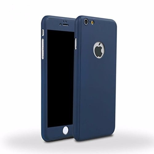 2d9a3937815 Funda 360 Iphone 5 /se/6 Plus/7 Plus+ Vidrio Templado - $ 240,00 en Mercado  Libre