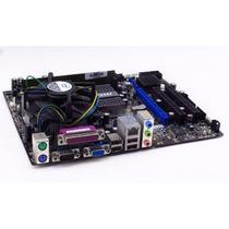 Kit Msi G41m-s01 Ms-7592 Ver 5.2 Ddr3 + E8400 3.0+4gb Ddr3