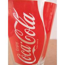 Vaso Coca Cola Coke Restaurante Bedida Drink Souvenir