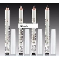 Lápis Para Sobrancelhas Shiseido Eyebrow Pencil Marrom Brown