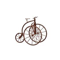 Triciclo / Bicicleta Em Ferro Para Decoração
