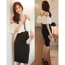 Vestidos Coreanos Importado Stock - Chicas Glamorosas