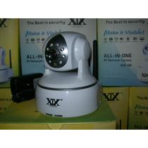 Camara Ip Motorizada Xix Vision