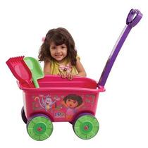Caminhão De Praia Brinquedo Wagon Passeio Dora - Multibrink