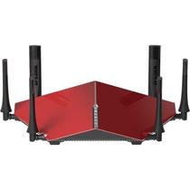 Roteador Wireless 3200mbps Dir-890l Vermelho D-link